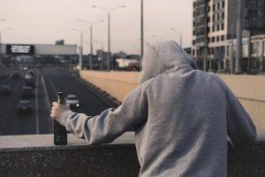 Alkohol og antisociale personlighedstræk