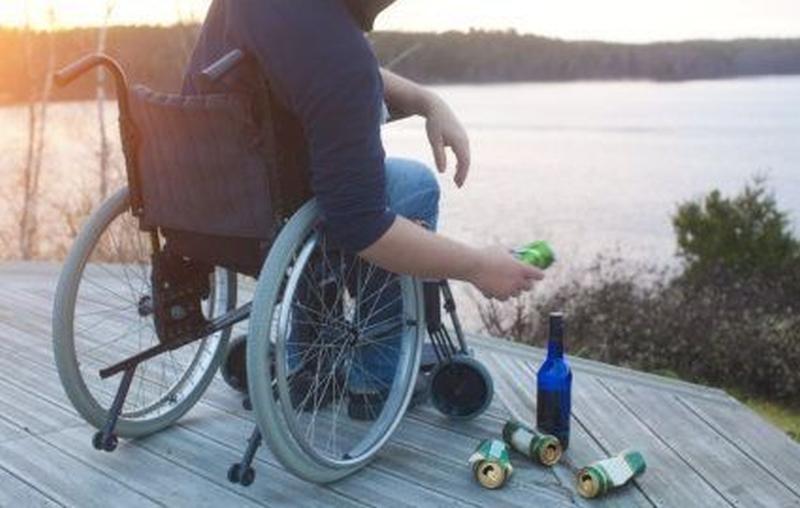Handicappede og misbrug af alkohol eller stoffer