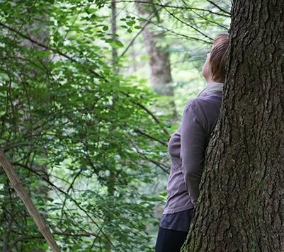 Natur og udeliv som mental sundhedsfremme